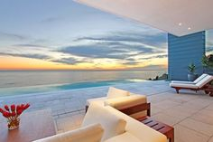 Sea View Infinity Pool