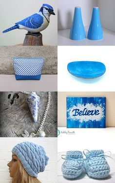As blue as the sea by Charlotte on Etsy--Pinned with TreasuryPin.com #promotingwomen
