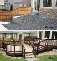Great sloped deck design click site there are a couple more