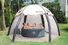 Lay-Z-Spa Gazebo For your Hot Tub
