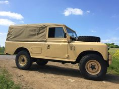 #Landrover #Series III Military