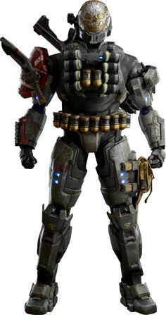 A-239 Emile Spartan III - Halo Reach Sixth Scale Figure by ThreeA | Sideshow Collectibles