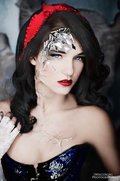 Wilcoxon Photography Snow White Shoot -- GORGEOUS