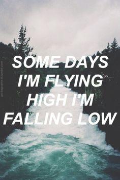 Walking on Cars - Flying High Falling Low