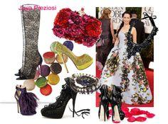 """""""Shoes & Accessories by Joya Preziosi"""" by joyapreziosi on Polyvore"""