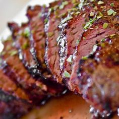 #DIY Most Popular - 5 Mins Venison Marinade #Recipe *1 cup water *1 tbsp steak sauce (HP or A1) *1 tsp worcestershire sauce *3 tbsp soya sauce *1 tbsp oil *1 tsp vinegar (white or cider) *1/2 tsp oregano *1 pinch dry mustard 1 tsp onion powder *1 1/2 cloves garlic (minces) *1 tsp ground black pepper (fresh) *1 dash chili pepper (optional) *4 fresh basil leaves (if i have them, optional)