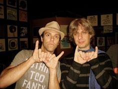 Ryan Stasik of Umphrey's McGee and Mike Gordon of Phish <3