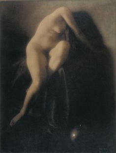 Edward Steichen - Torso, Paris, 1902, photogravure, collection Museum of Photographic Arts