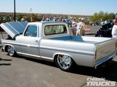 2009 Goodguys Southwest Nationals Lowered Pickup Truck