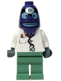 Doctor - LEGO Spongebob Squarepants Minifig by LEGO. $8.48. Exclusive to LEGO Set 3832 The Emergency Room
