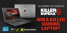 I've just entered to win a KILLER GAMING LAPTOP, you can too!!! ENTER:https://wn.nr/vZyFxX