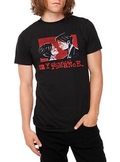 My Chemical Romance Three Cheers Slim-Fit T-Shirt | Hot Topic
