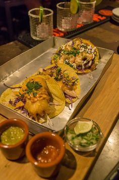 Restaurant El Aquanauta im Szeneviertel Santa Catalina von Palma de Mallorca - Super leckere mexikanische Küche in lässiger Atmosphäre
