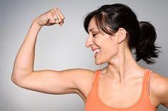 Esercizi efficaci per avere braccia toniche.