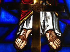 St. Mark's Episcopal Church, Huntersville, NC Episcopal Church, Church Wedding, Stained Glass, Beautiful, Stained Glass Windows, Stained Glass Panels, Leaded Glass