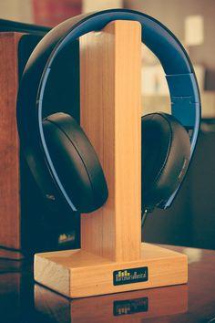 Suporte para fone e headset