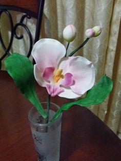Orchid- Sugar Flower