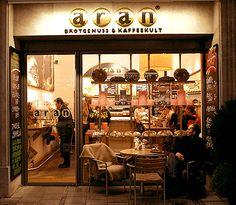 Café Aran, Theatinerstr. 12 Munich  good place to spend time