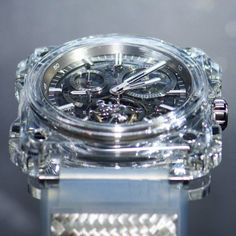 Bell&Ross BRX1 Sapphire Tourbillon ... A me too watch? Or serious innovation?