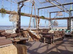 Best beach clubs in the Netherlands