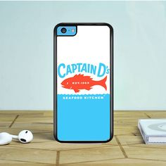 Captain D'S iPhone 5 SE Case Dewantary
