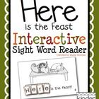 "This is an emergent reader to provide students with an opportunity to learn to read and spell the sight word ""here"" in a hands-on way.  Each pa..."
