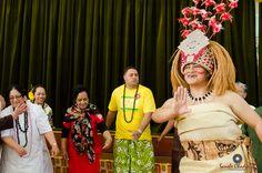 taupou dance