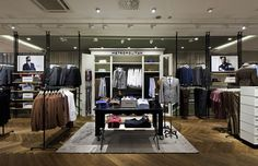 Retail Design | Shop Design | Fashion Store Interior Fashion Shops | Mexx store, Stuttgart