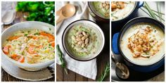 25+ Hearty Soups and Stews to Make This Winter   The winter chill won't stand a chance against these delicious soups.