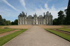 Château de Cheverny - Moulinsart - Tintin