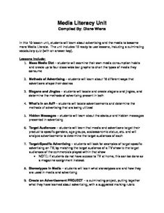 Worksheet Advertising Slogans Worksheet 1000 images about language arts advertising on pinterest 10 lesson media literacy unit for grades 5 8 students learn methods