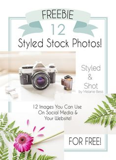 Free Stock Photos For Your Social Media Posts! Free Content | Styled Stock Photos | Styled Images | Detail Shots | Light & Airy Photography | Social Media Images
