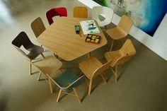 TIRA TABLE pentagon