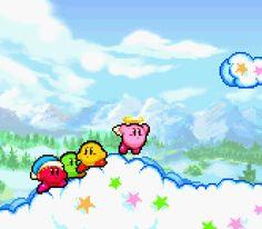 Kirby & the Amazing Mirror, Game Boy Advance.
