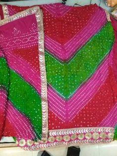 Beautiful Gota Work Dress Materials from Odhni-Rani's Boutique Gota Patti Suits, Ethnic Gown, Salwar Suits, Nightwear, Saree, Silk, Sari, Pajamas, Saris