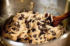 Image result for cookie dough tumblr