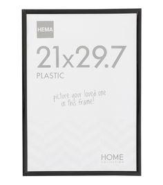 cadre photo – 21 x 29.7 cm