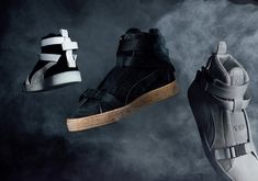 The Weeknd Puma Suede Military Boot Release Date. Sneaker Bar ... 5370d49bd