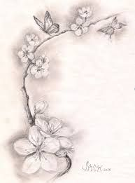 Afbeeldingsresultaat voor japanse bloesemtak tattoo