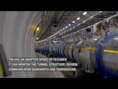 Esse é o robô de inspeções do LHC | HypeScience