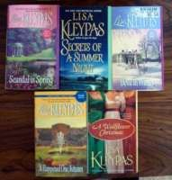 Wallflower Series by Lisa Kleypas