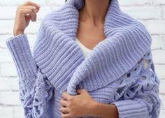 DIY Crochet Lace Jacket Free Pattern Ideas