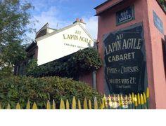 Au Lapin Agile - a #Montmartre cabaret with a long artistic tradition. #Paris