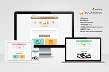 (50% off)Email Templates Bundle ~ Templates on Creative Market
