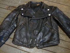 Vintage Peters Leather Jacket