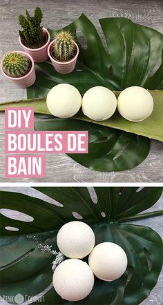 Tutoriel Vidéo - Comment faire des boules de bains façon lush avec des produits 100% bio et naturels pour un bain relaxant et une hydratation intense!