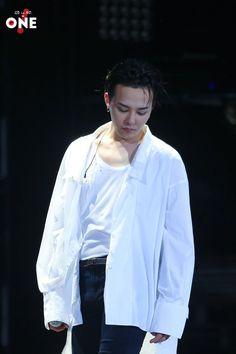 160820 G-Dragon @ BIGBANG's 10th Anniversary Concert in Seoul © G-ONE | Do not edit.