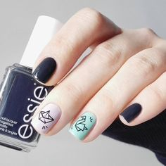 @essiede @essiepolish #notd #nails #nailart