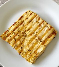 Homemade Halloumi – Vegan Cheese Recipe – Canny Food