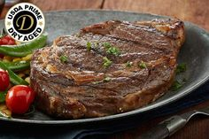 Buy USDA Prime dry Aged Boneless Ribeye  USDA Prime Dry Aged Ribeye with the mellow taste that only comes from the longstanding dry aging process. Rich in flavor and abundant in marbling, these Ribeyes are sure to please. Ribeye is a classic cut known for its abundant marbling and rich flavor,  these beef ribeyes are sure to please!  ... https://www.eurobeef.com/2017/12/09/buy-usda-prime-dry-aged-boneless-ribeye/